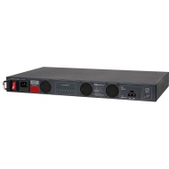 Datavideo PD-2A High Power 1U Power Distribution System for Mobile Video Studio