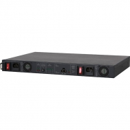 Datavideo PD-4A 1U Redundant Power Distribution System for Mobile Video Studio