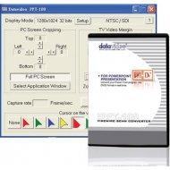 Datavideo PPT-100 IEEE1394/DV Scan Conversion software