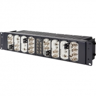 Datavideo RMK-2 Rackmount System for up to 8 x DAC Converters