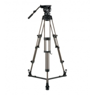 Libec LX10 - Video Tripod Kit Aluminium with Ground Spreader