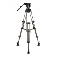 Libec LX10M - Video Tripod Kit Aluminium with Mid Spreader