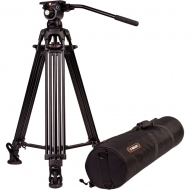E-Image EG03A2 - Video Tripod Kit Aluminium