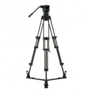 Libec LX7 - Video Tripod Kit Aluminium with Ground Spreader