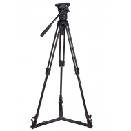 Camgear Mark 4 MS - Video Tripod Kit Aluminium with Mid Spreader