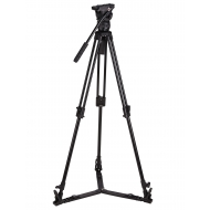 CAMGEAR Mark 6 GS - Video Tripod Kit Aluminium with Ground Spreader
