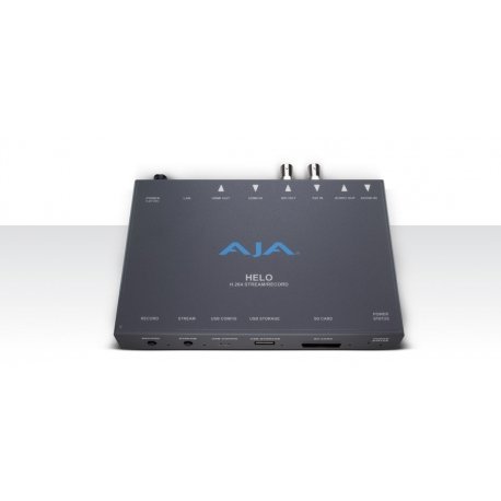 AJA H.264 HD/SD Recorder and Streaming Device