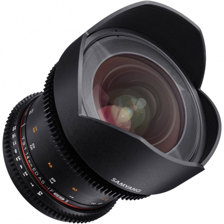 Samyang 14mm T3 1 ED AS IF UMC Sony A Mount VDSLR - VIANTO be