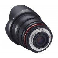 Samyang 16mm T2.2 ED AS UMC CS VDSLR Sony A Mount