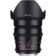 Samyang 24mm T1.5 ED AS IF UMC Sony E Mount (NEX) VDSLR