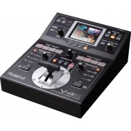 Roland V-4EX 4 ch Multi-Format Video Mixer with Effects