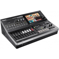 ROLAND VR50HD - Multi Format HD/SD-SDI AV Live Streaming Mixer
