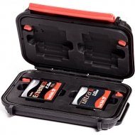 HPRC 1300M - Hard Watertight Memory Card Case