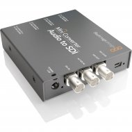 BLACKMAGIC DESIGN Mini Converter - Audio to SDI