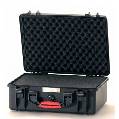 HPRC 2500C - Hard Case with Cubed Foam