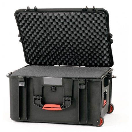 HPRC 2730CW - Wheeled Hard Case with Cubed Foam