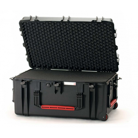 HPRC 2780CW - Wheeled Hard Case with Cubed Foam