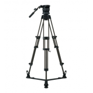 Libec RS-250D - Video Tripod Kit Aluminium with Ground Spreader