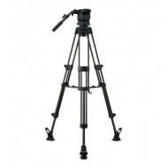Libec RS-250DM - Video Tripod Kit Aluminium with Mid Spreader