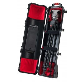 HPRC RESIN CASE HPRC6300W WHEELED TRIPOD KIT