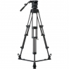 Libec RS-450R - Video Tripod Kit Aluminium with Ground Spreader