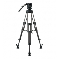 Libec RS-450DM - Video Tripod Kit Aluminium with Mid Spreader