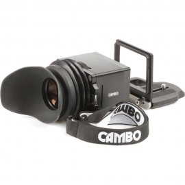 Cambo CS-32 - HDSLR Viewing Loupe 3.0 Set (7D series)