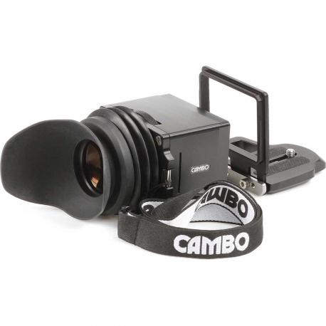 Cambo CS-33 - HDSLR Viewing Loupe 3.0 Set (7D series)