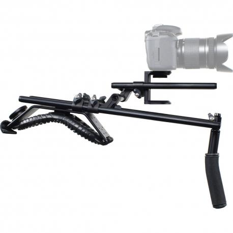Cambo CS-CIRUS - Two Grip Handheld HDSLR Support