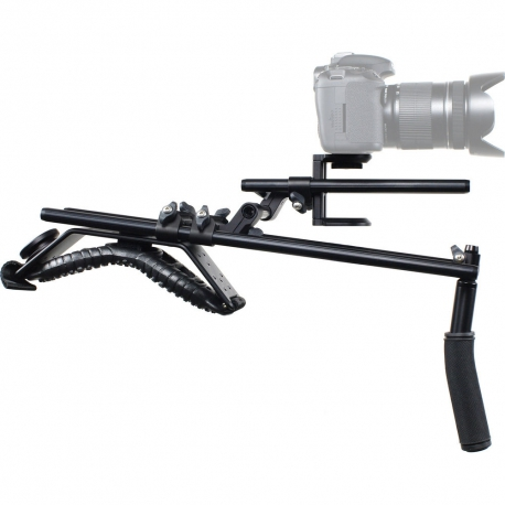 Cambo CS-CIRUS - Two Grip Handheld HDSLR Support