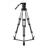 Libec RS-450D - Video Tripod Kit Aluminium with Ground Spreader
