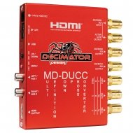 DECIMATOR DESIGN MD-DUCC - Multi-Definition Down Up Cross Converter
