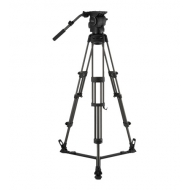 Libec RSP-750 - Video Tripod Kit Aluminium with Ground Spreader