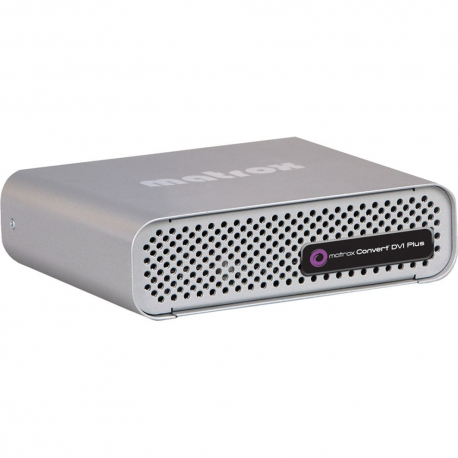 Matrox Convert DVI Plus - HD-SDI Scan Converter