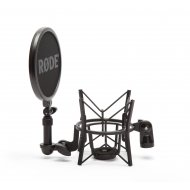 Rode SM6 - Shock Mount with Detachable Pop Filter