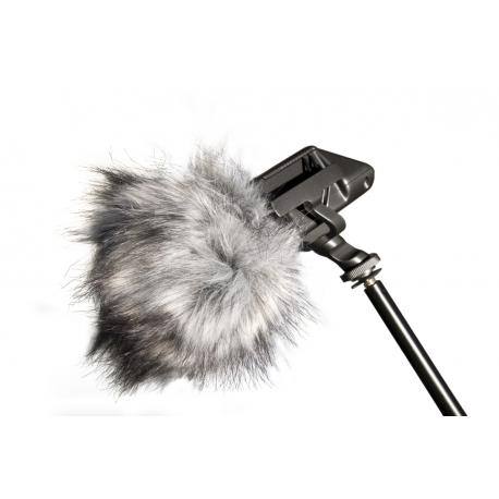 Rode Deadkitten - Artificial Fur Wind Shield