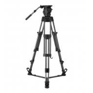 Libec RSP-850 - Video Tripod Kit Aluminum with Ground Spreader