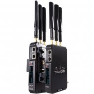 TERADEK BEAM HD-SDI Encoder/ Decoder Pair Anton Bauer Mount