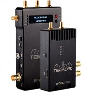 TERADEK BOLT Pro 2000 Wireless HD-SDI Transmitter / Receiver Set