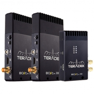 TERADEK BOLT Pro 300 Wireless HD-SDI / HDMI Dual Format Transmitter / 2x Receiver Set