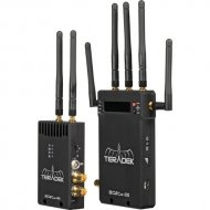 TERADEK BOLT Pro 600 Wireless HD-SDI / HDMI Dual format Transmitter / Receiver Set