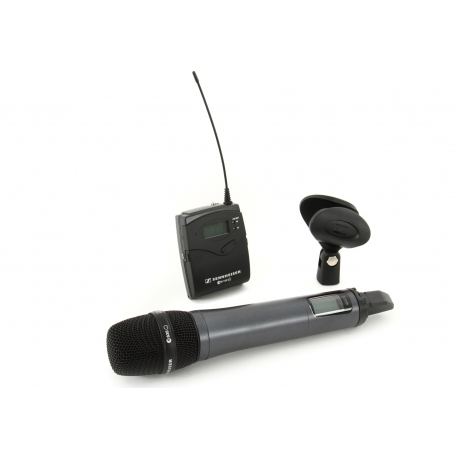 Sennheiser EW135PG3 - wireless microphone + pocket receiver
