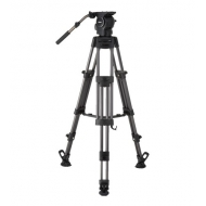 Libec RSP-850M - Video Tripod Kit Aluminum with Mid Spreader