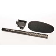 SENNHEISER MKE600 - Super cardioid camera microphone