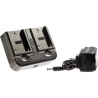 IKAN ICH-DUAL-S - Dual Sony L Series Battery Compatible Charger