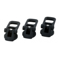 Libec FP-3B - Large rubber feet for T102B / T103B