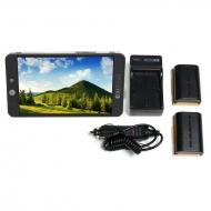 SmallHD 702 Lite Professional 7-inch HD SDI/HDMI LCD Monitor with Waveform