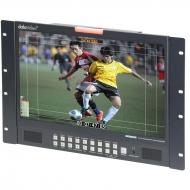 "DATAVIDEO TLM-170GR - 17.3"" HD/SD TFT LCD Monitor - 7U Rackmount Unit"