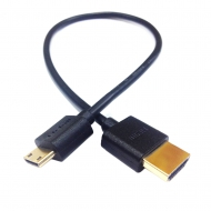 "PARALINX 18""Ultra-Thin HDMI-HDMI Cable (45cm)"