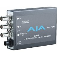 AJA 4 CHANNEL AUDIO A/D AND D/A CONVERTOR